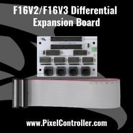 F16V2 Differential Expansion Board