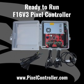 F16V3 Pixel Controller - Ready to Run
